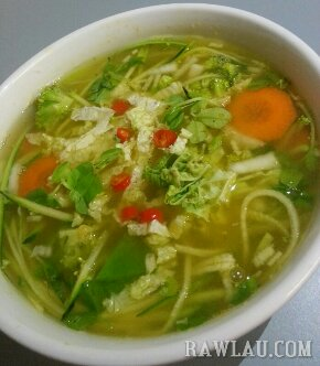 raw soup recipe