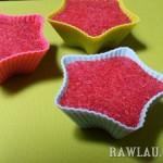 Raw Cheesecake Cupcakes