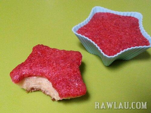 raw cheesecake cupcake 2